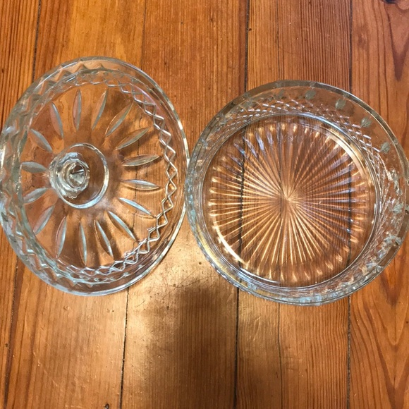 Other - Glass candy bowl